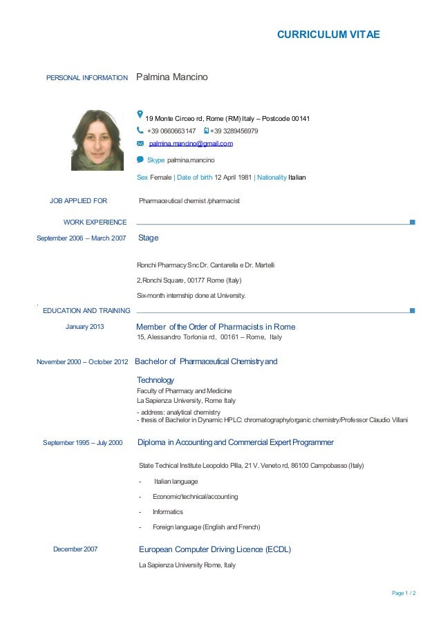 language spoken in resume example resume and