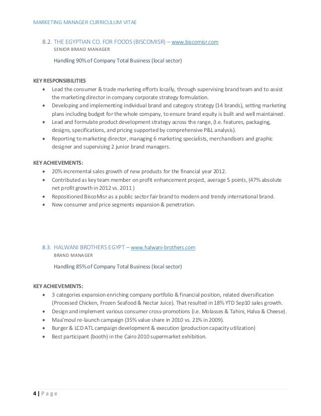 Marketing Manager CV v.08dec15