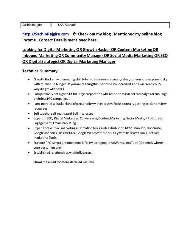 SachinRajgire    USA /Canada http://SachinRajgire.com  Check out my blog . Mentionedmy online blog income . Contact Detai...