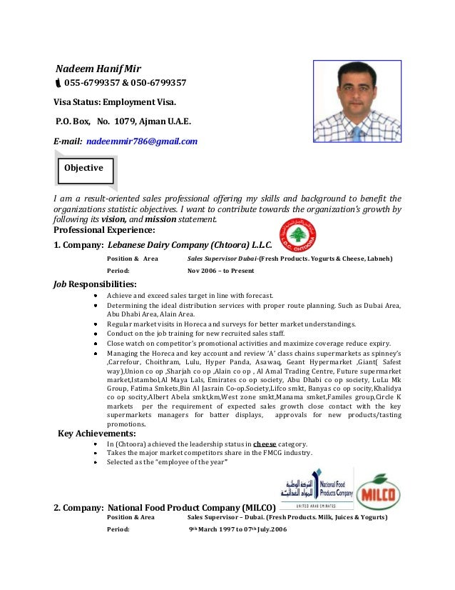 cv new sales supervisor r dec 2013 copy