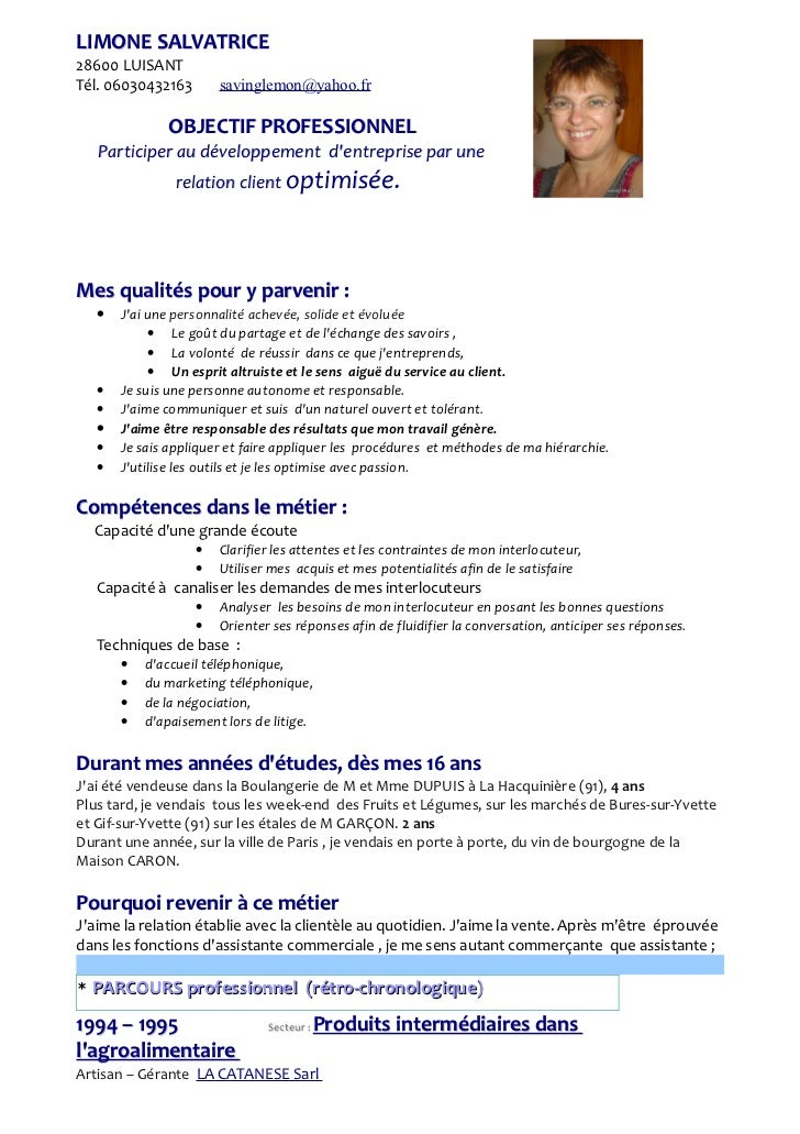 cv optimisation client u00e8le