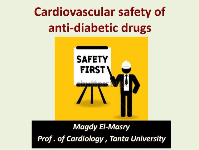 Diabetes Drugs and Cardiovascular Safety