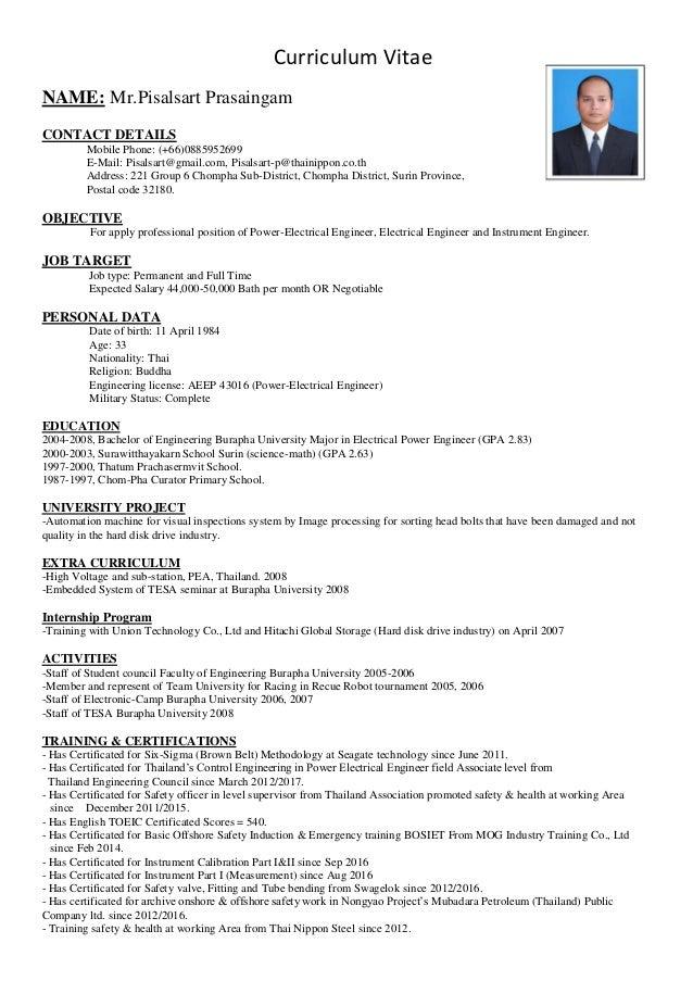 Curriculum Vitae File Sivan Mydearest Co