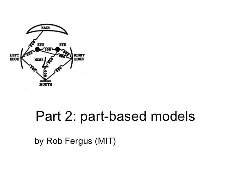 Part 2: part-based models by Rob Fergus (MIT)