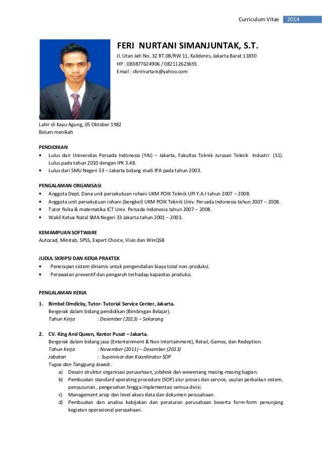 Cv Resume