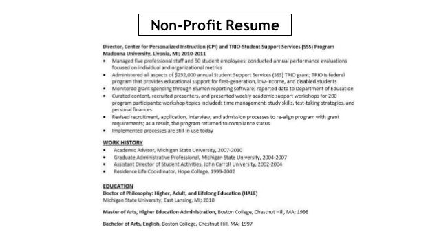cv or resume what s the difference and why does it matter