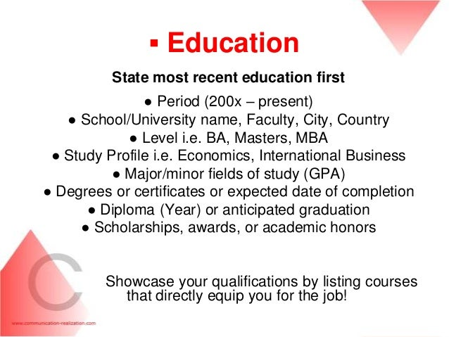 Education First Resume Template Example Good Resume Template AppTiled com  Unique App Finder Engine Latest Reviews Pinterest