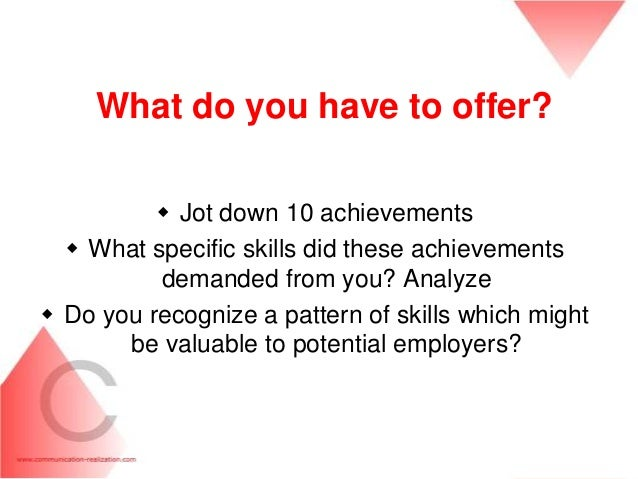 cv resume writing career development
