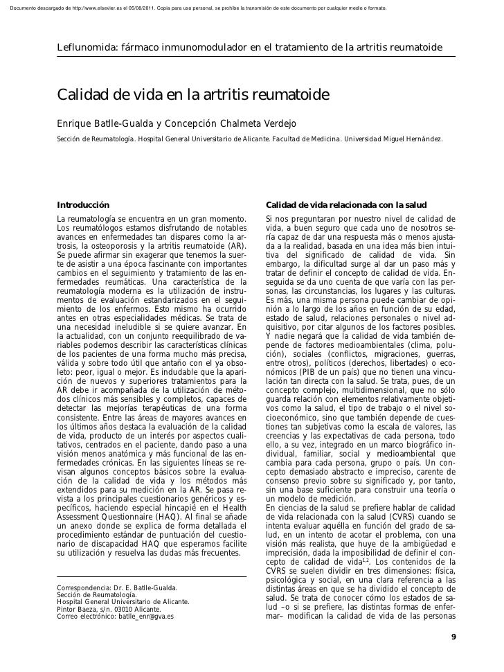 Documento descargado de http://www.elsevier.es el 05/08/2011. Copia para uso personal, se prohíbe la transmisión de este d...