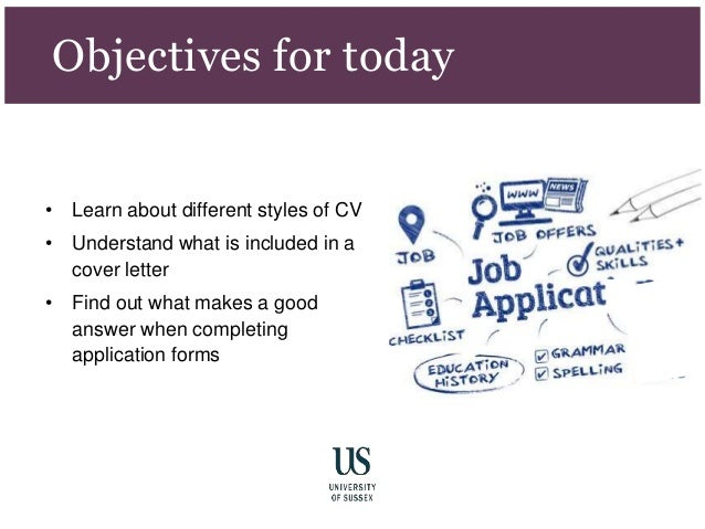 Effective Cvs And Application Forms