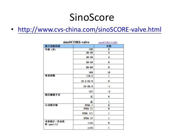 SinoScore • http://www.cvs-china.com/sinoSCORE-valve.html