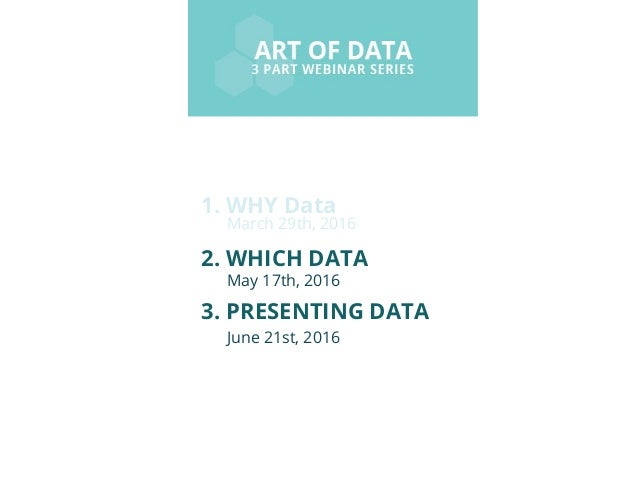 Which Data? A Review of Data Providers in the Arts Slide 2