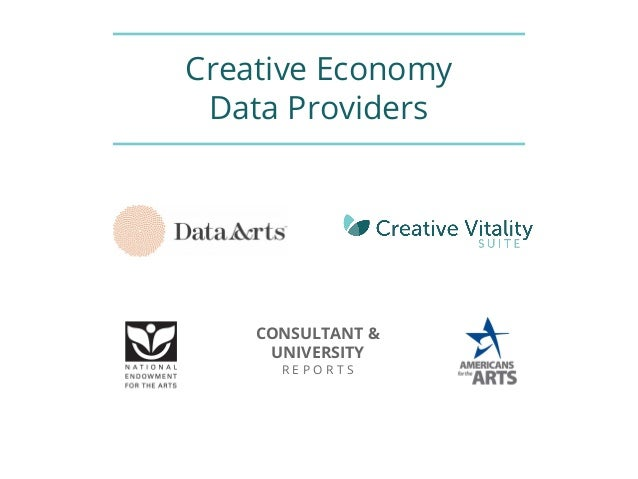 Which Data? A Review of Data Providers in the Arts Slide 3