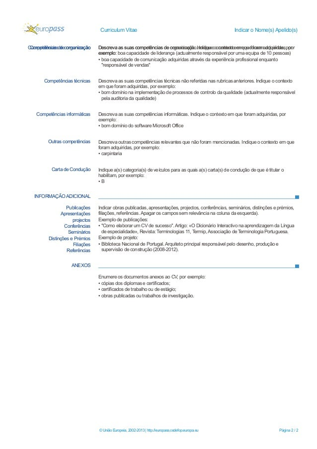 Modelo De Curriculum Vitae En Word 2013 Website That Will Write An