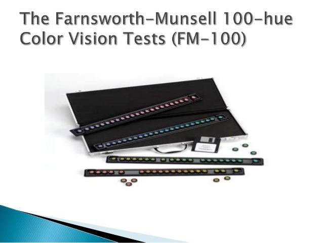 Colour Vision Test