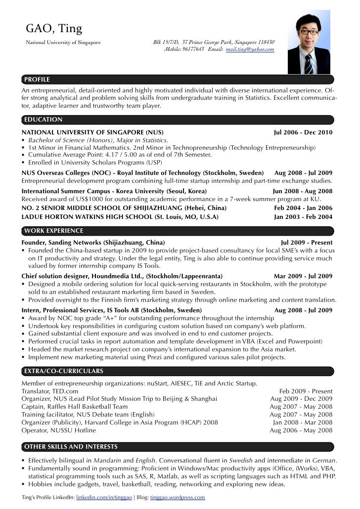Cv template singapore doritrcatodos cv template singapore yelopaper Image collections