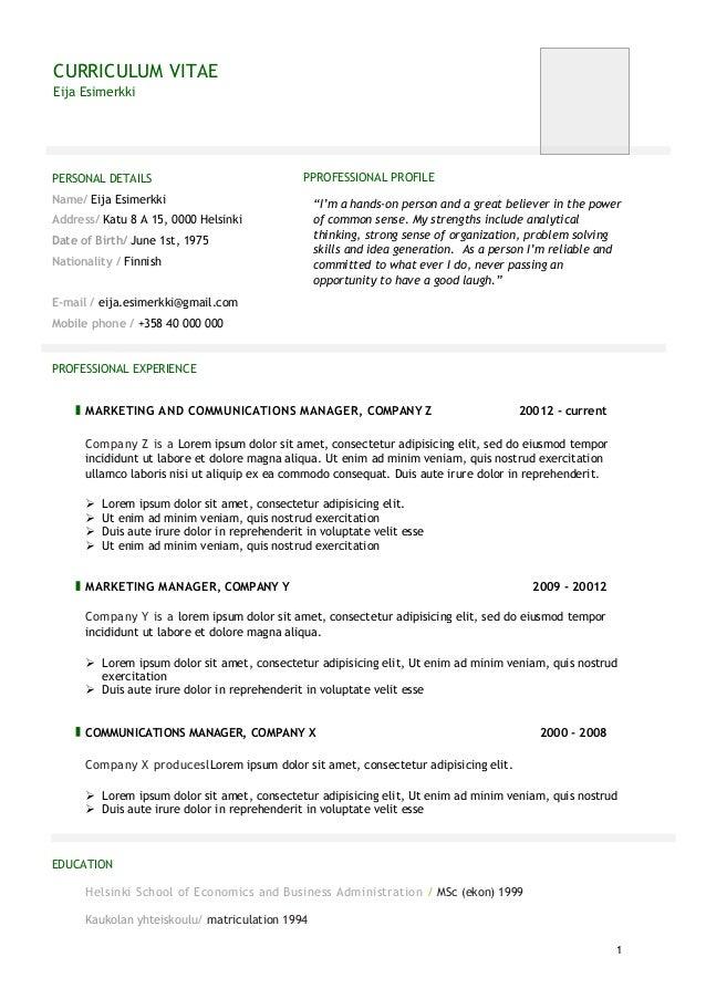 avoin työhakemus malli Kuopio