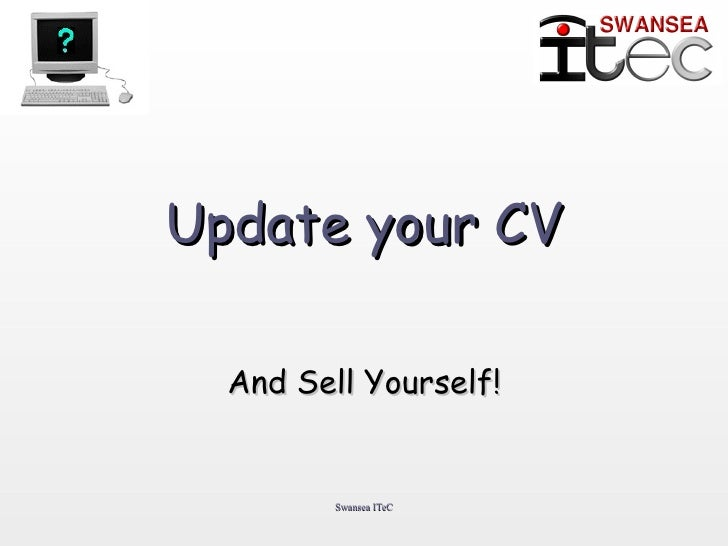 creating your cv