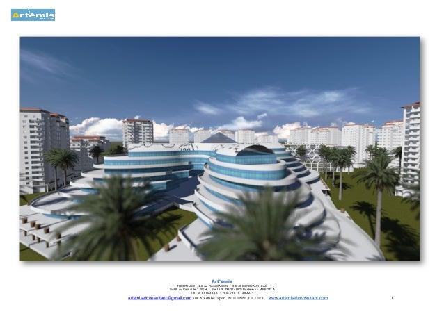cv urbanisme africain 2016