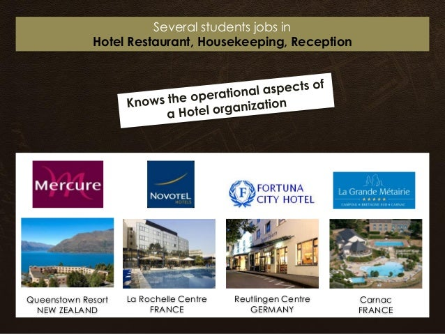 visual cv sales  u0026 marketing in hospitality