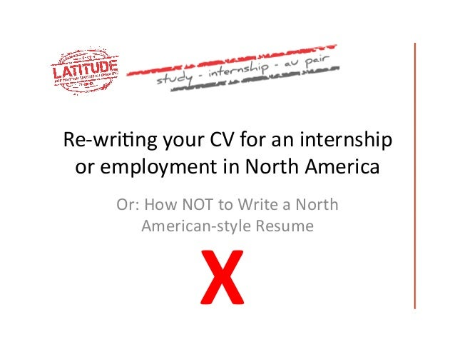 how to write an american resume Read answers and write a resume for how to write a resume for anywhere in the world this should then become a separate file from the american resume that you.