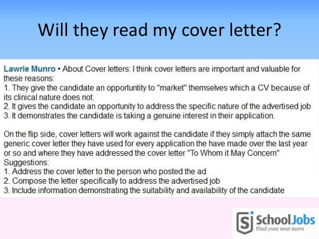 Cv writing and interview skills 2013 for How to address key selection criteria in a cover letter