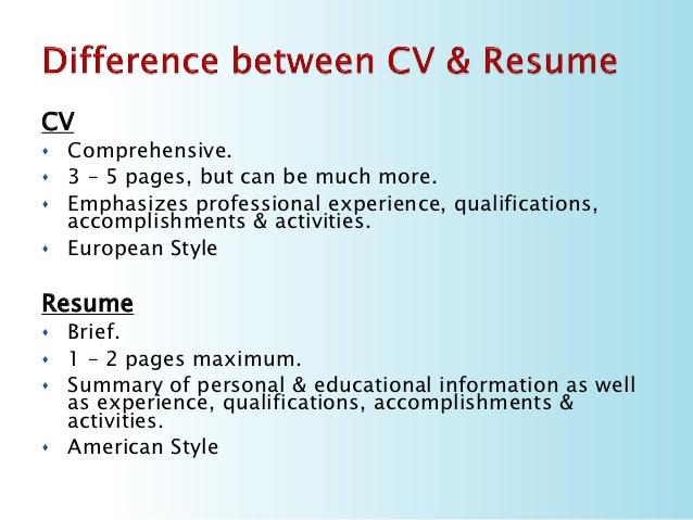 sample resumes. resume vs cover letter 04052017. 11 ...
