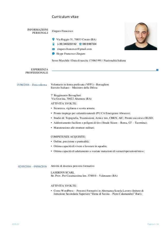 curriculum vitae vfp1 2014