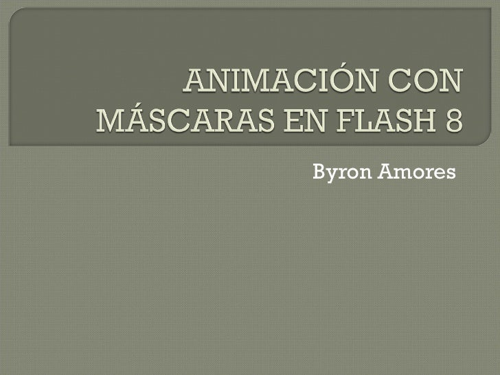 Byron Amores