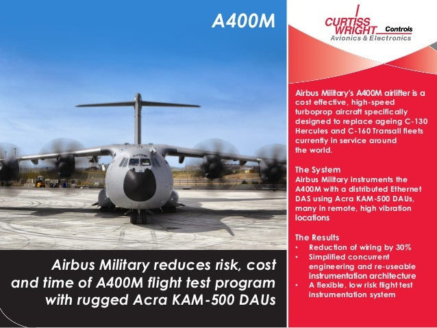 Airbus Military's A400M airlifter is a cost effective, high-speed turboprop aircraft specifically designed to replace agei...