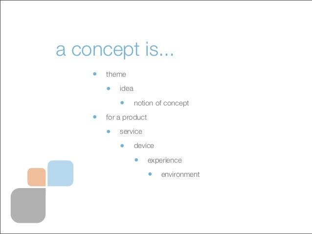 CWC Concept to Story - The Key to Experience Design Slide 3