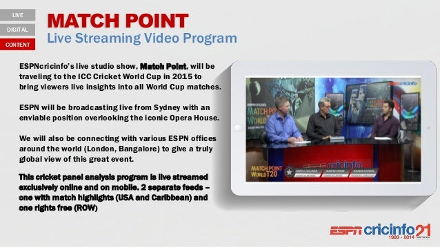 ESPN_Cricket World Cup - Bowl over the competition