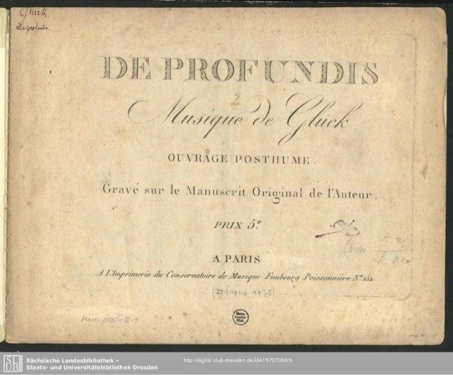 C w gluck_de_profundis