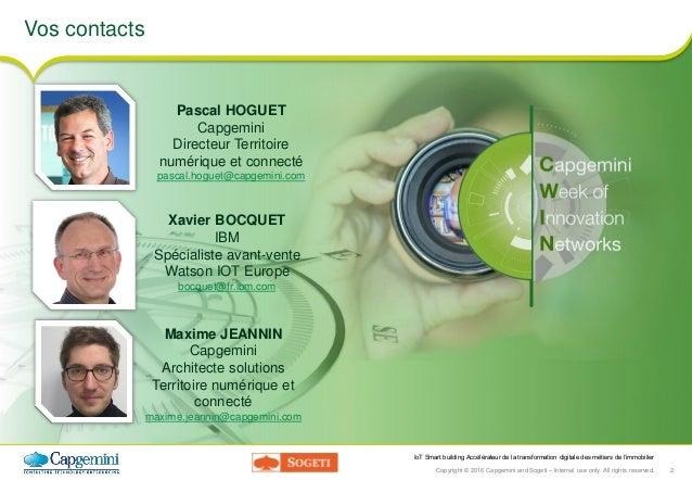 Cwin16 - Paris - IoT_smart_building Slide 2