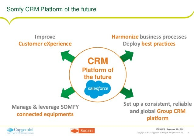 Cwin16 - lyon - agility and salesforce Slide 3