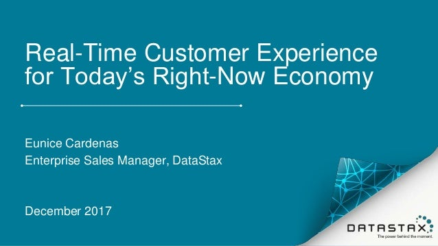 San Francisco Sales Tax 2017 >> Cwin17 San Francisco Eunice Cardenas Datastax Real Time Cx
