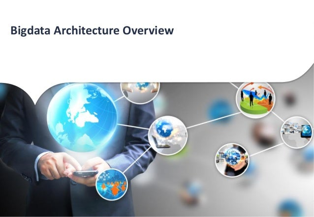 1Copyright © Capgemini 2016. All Rights Reserved Bigdata Architecture Overview