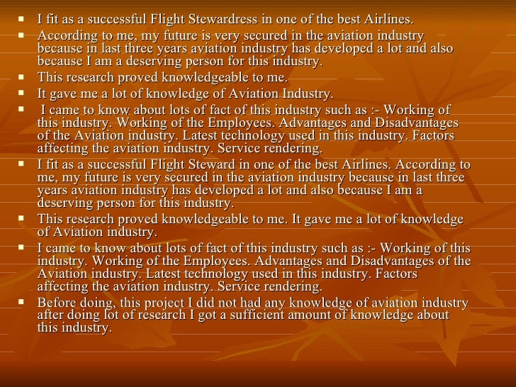 aviation industry assignment Operations management assignment on: challenges by airlines & aviation industry challenges or pressures which have been faced by the airlines & aviation industry for the past many years.