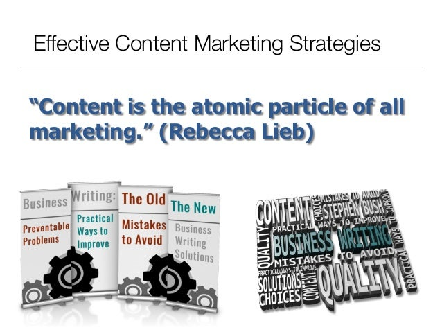 Content Marketing Strategies That Work (and Some That Don't) Slide 2