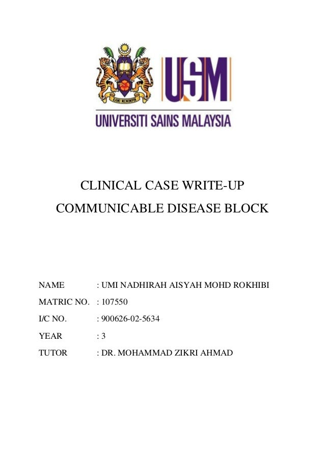 case study write up Ob case write up 1766 words | 8 pages medications she completed her monthly check-ups with her attending physician patient had no exposure to any illness.