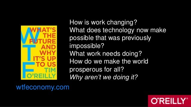 What's the Future of Work with AI? Slide 2