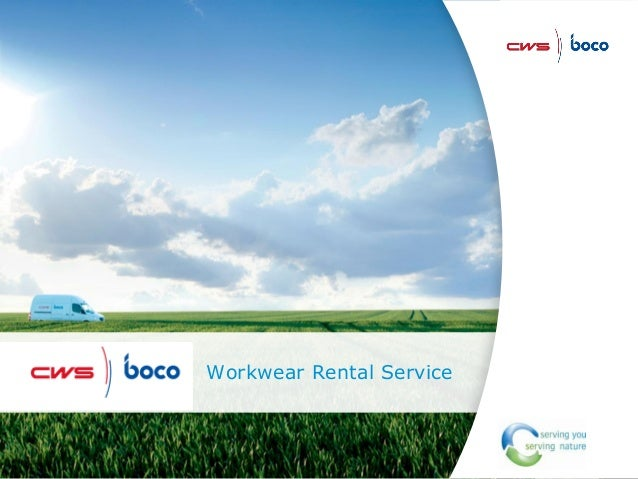 Workwear Rental Service
