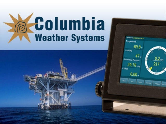 Innovative Weather Monitoring • State-of-the-art sensor selection • Professional, easy-to-use monitoring options • One-yea...