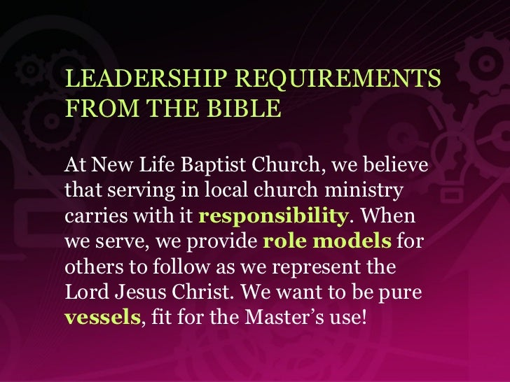 Christian Workers Seminar, January 2012