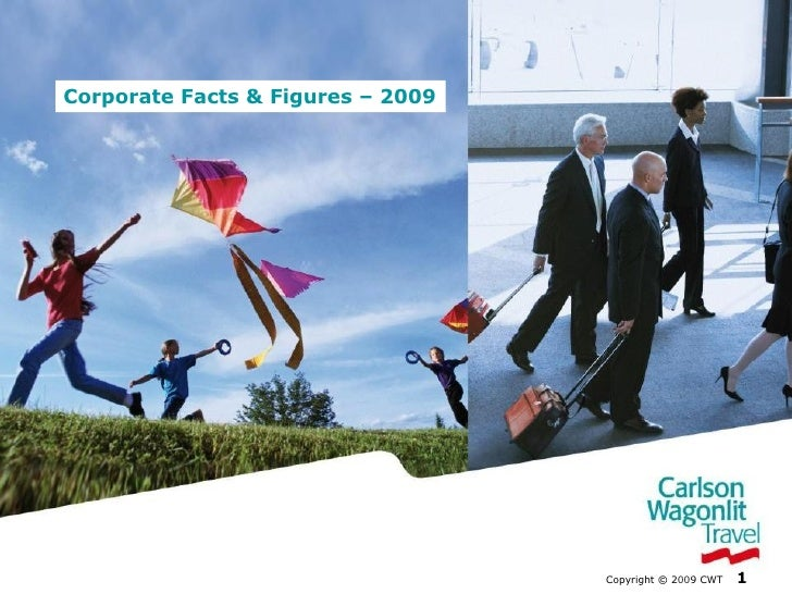 Copyright  ©  2009 CWT   Corporate Facts & Figures – 2009