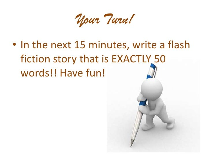 Day 5- Short Story and Flash Fiction