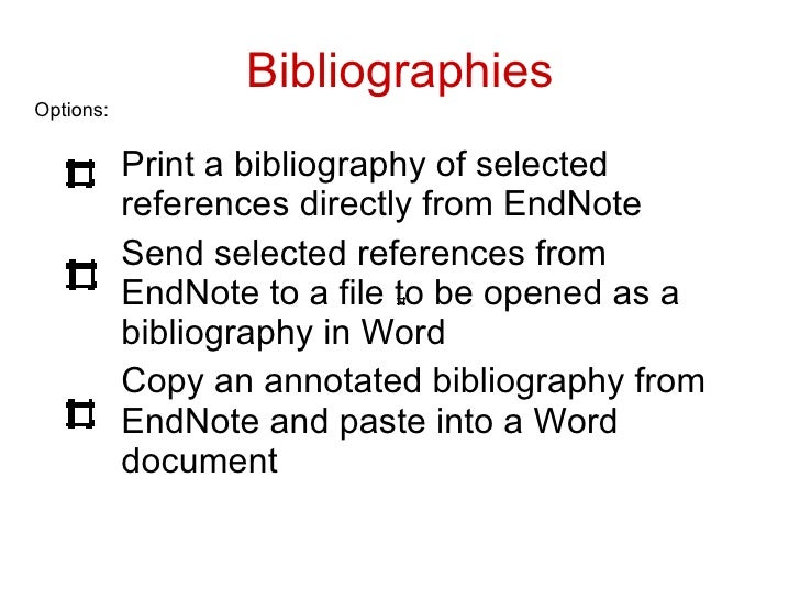 How to Write an Endnote in APA Style
