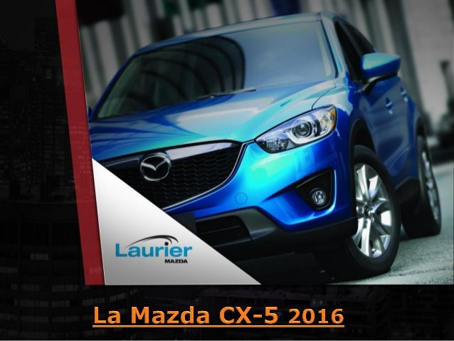 Visitez dès maintenant votre concessionnaire Laurier Mazda de Québec, près du Costco de Sainte-Foy, pour en savoir plus su...