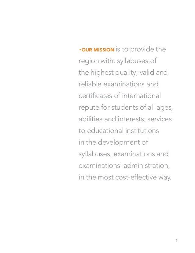 CXC Annual Report 2009
