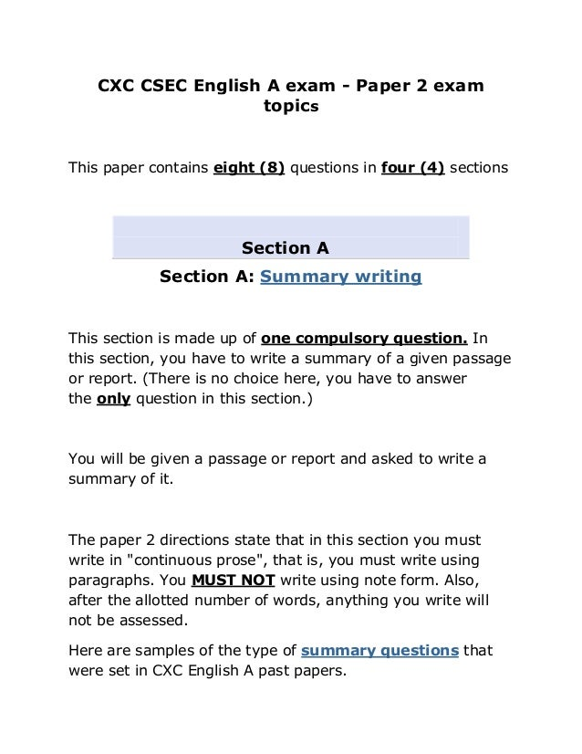english report topics